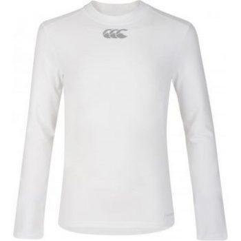 Canterbury Thermoreg Long Sleeve Top Kids - White. Normal price: 48.4. Our saleprice: 41.35