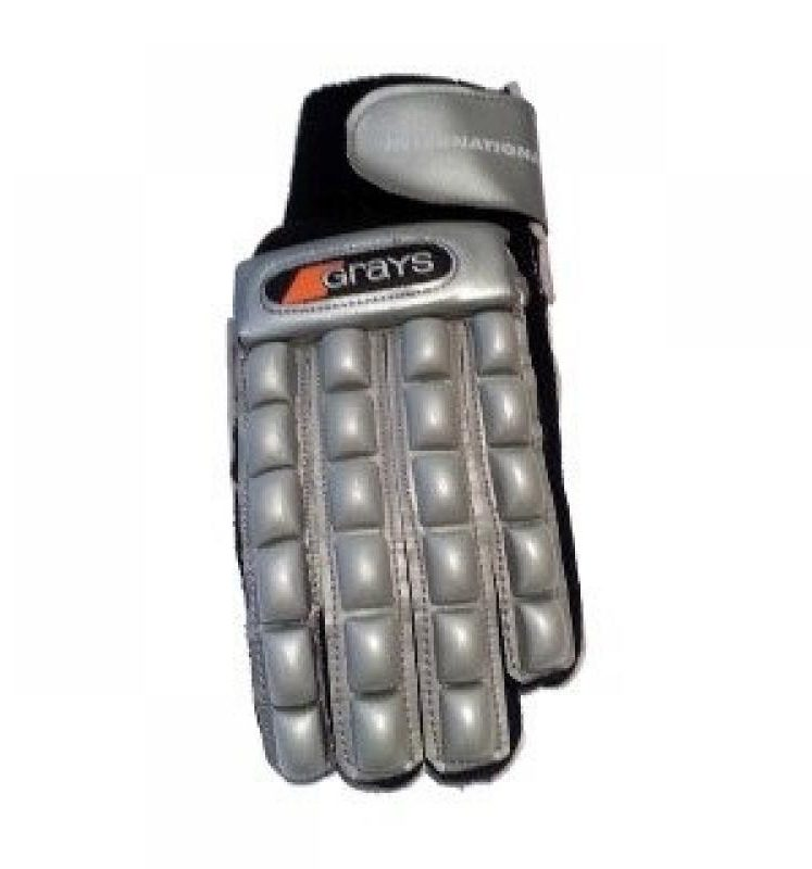 Grays International Glove silver left. Normal price: 21.2. Our saleprice: 9.75