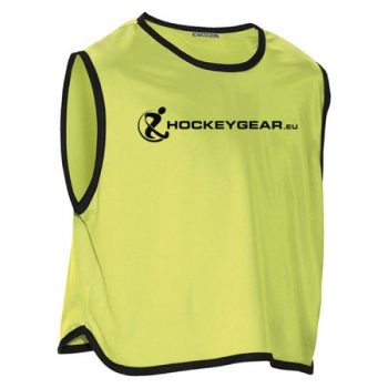 Hockeygear.eu trainings sports bibs Fluo yellow. Normal price: 5.35. Our saleprice: 3.55
