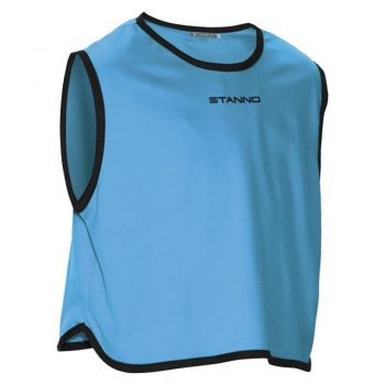Stanno blue sports bibs. Normal price: 6.2. Our saleprice: 4.95