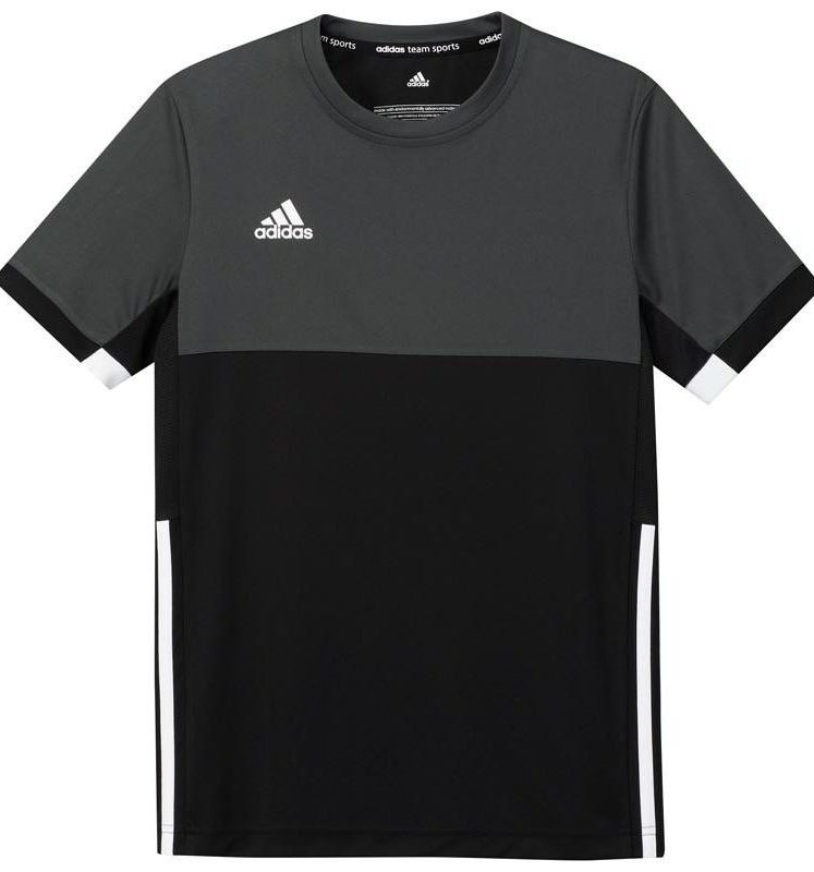Adidas T16 Climacool Short Sleeve Tee youth boys Black. Normal price: 20.35. Our saleprice: 17.70