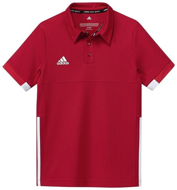 Adidas T16 Team Polo youth boys Red. Normal price: 20.2. Our saleprice: 17.60