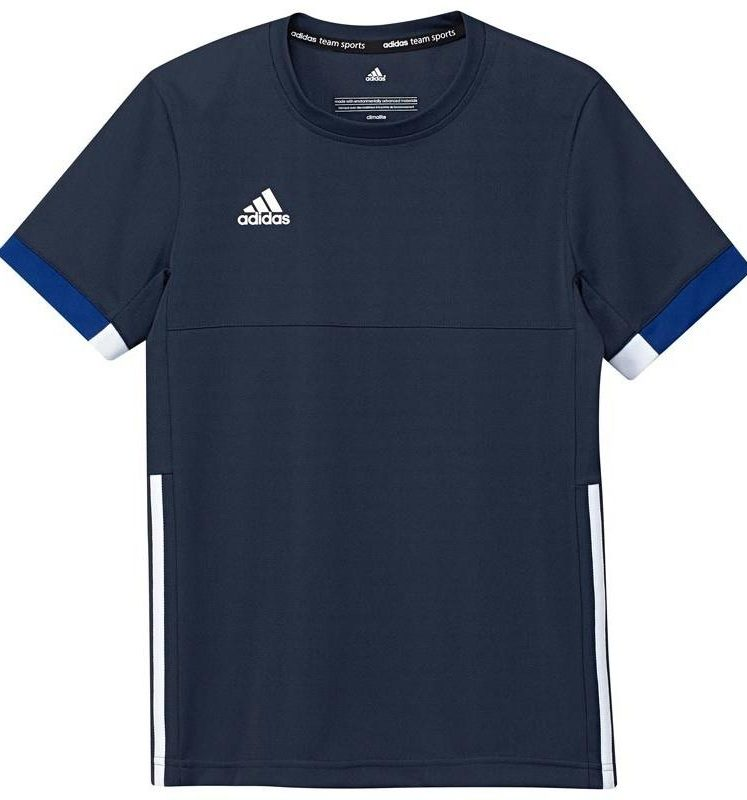 Adidas T16 Team Short Sleeve Team Tee youth boys Navy. Normal price: 17.7. Our saleprice: 15.05