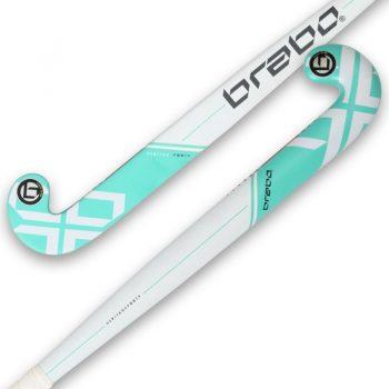 Brabo G-Force Heritage 40 White/Aqua Jr.. Normal price: 44.25. Our saleprice: 37.65