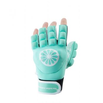 The Indian Maharadja Glove shell/foam half finger left - mint. Normal price: 20.35. Our saleprice: 15.90