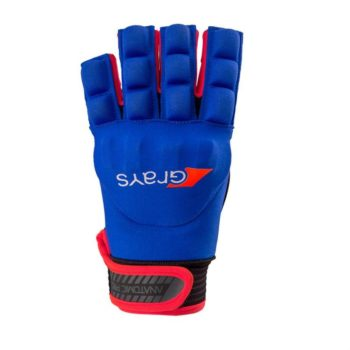Grays Anatomic Pro Glove Neon Blue/Neon Red left. Normal price: 15.9. Our saleprice: 12.35
