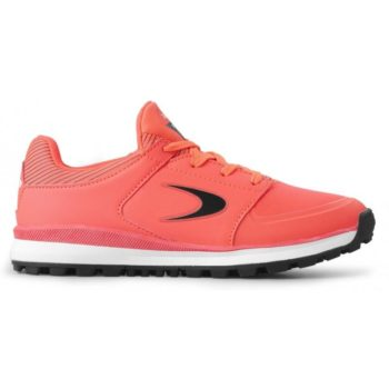 Dita STBL 100 junior Fluo-red/Black hockey shoes. Normal price: 53.1. Our saleprice: 37.15