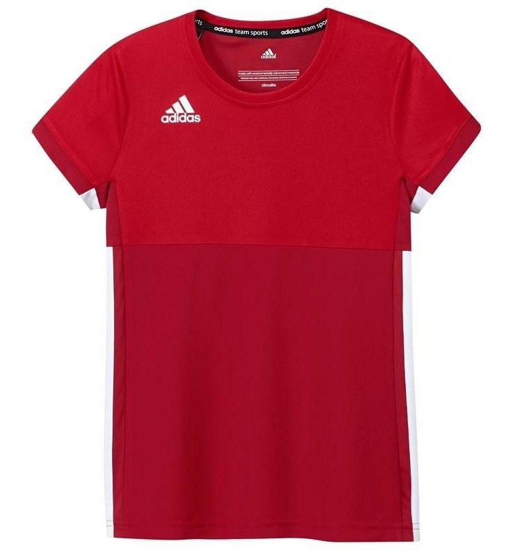 Adidas T16 Climacool Short Sleeve Tee youth girls Red. Normal price: 20.35. Our saleprice: 17.70