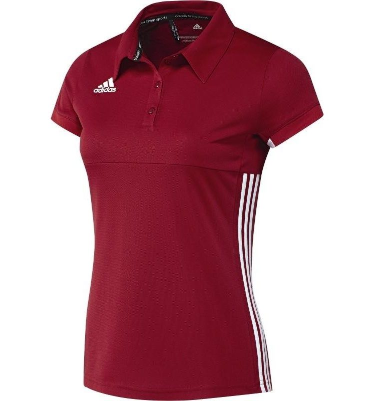 Adidas T16 Team Polo Women Red. Normal price: 26.55. Our saleprice: 22.95