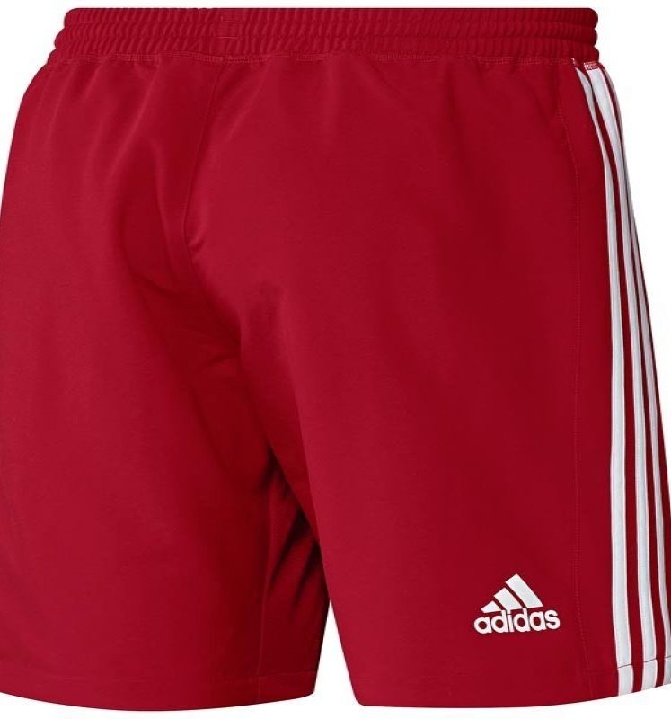 new product 1f0ee 3f375 Adidas T16 Climacool Short Men Red DISCOUNT DEALS