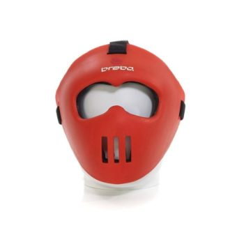 Brabo Face Mask Jr. Red. Normal price: 29.2. Our saleprice: 24.75