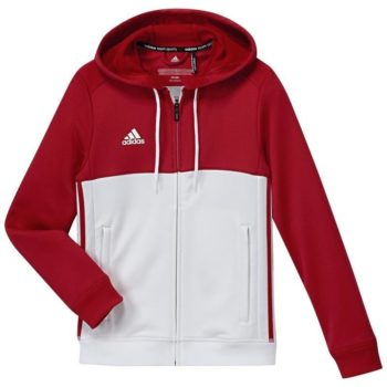 Adidas T16 Hoody youth Red. Normal price: 44.25. Our saleprice: 38.05