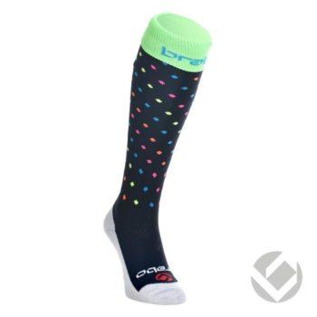 Brabo Socks Dots Black/Neon. Normal price: 13.25. Our saleprice: 11.50