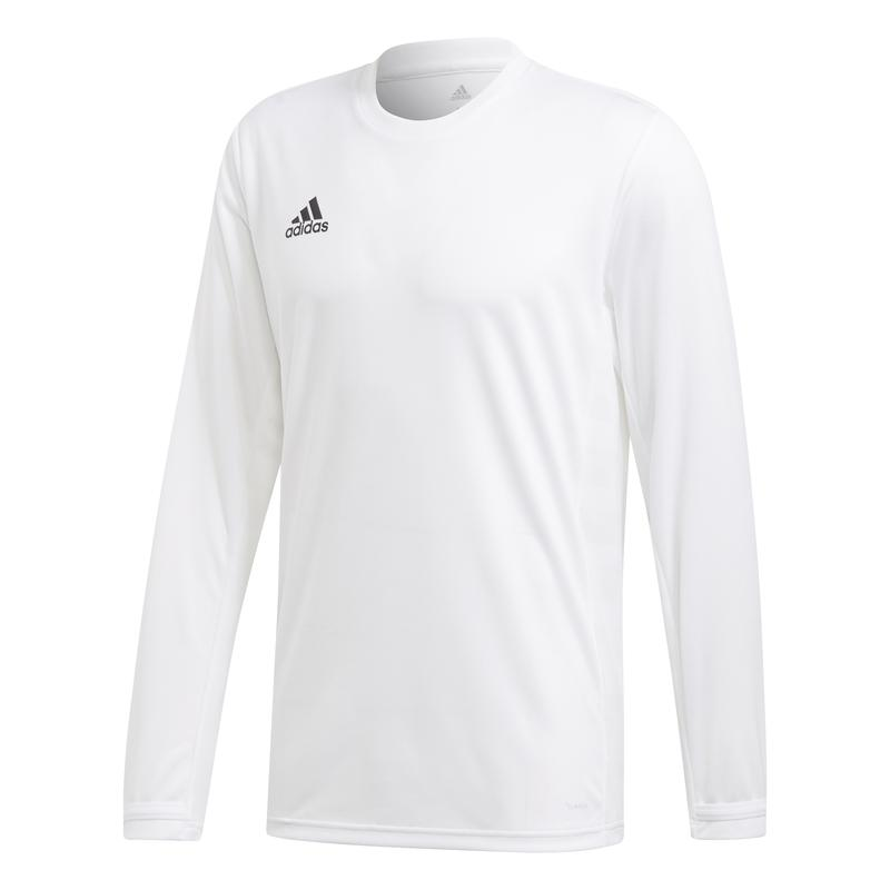eca2e4fcc364 Adidas T19 Long Sleeve Tee men white. Normal price: 35.4. Our saleprice: