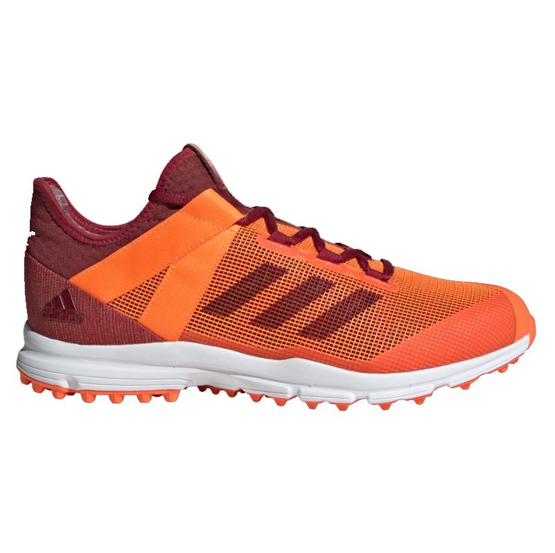 Adidas ZONE DOX 1.9S orange/Bordeaux/white