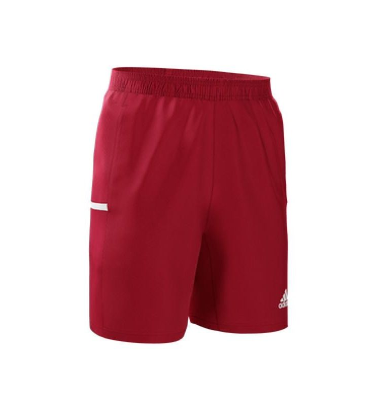 Adidas T19 Woven Short men red | Deliverable from 15-07-2019!. Normal price: 35.4. Our saleprice: 29.95