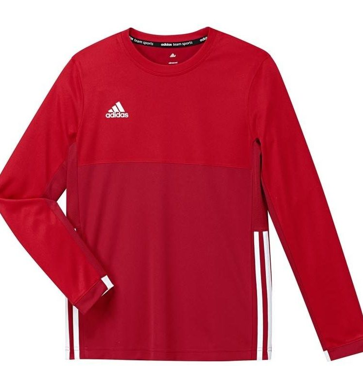 Adidas T16 Climacool Long Sleeve Tee youth boys Red DISCOUNT DEALS. Normal price: 22.1. Our saleprice: 15.45