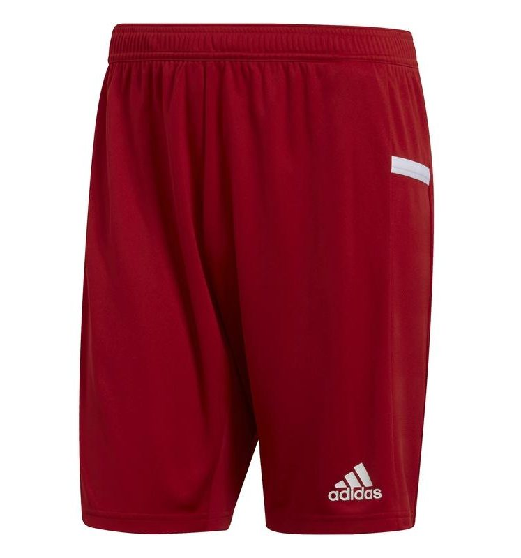 Adidas T19 Knitted Short men red. Normal price: 26.55. Our saleprice: 22.10