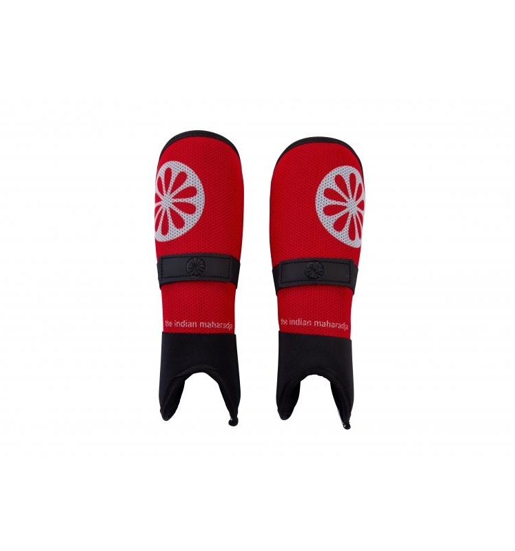 The Indian Maharadja Shinguard junior mesh - red. Normal price: 17.7. Our saleprice: 14.15