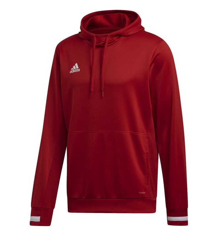Adidas T19 Hoody men red. Normal price: 48.65. Our saleprice: 41.60