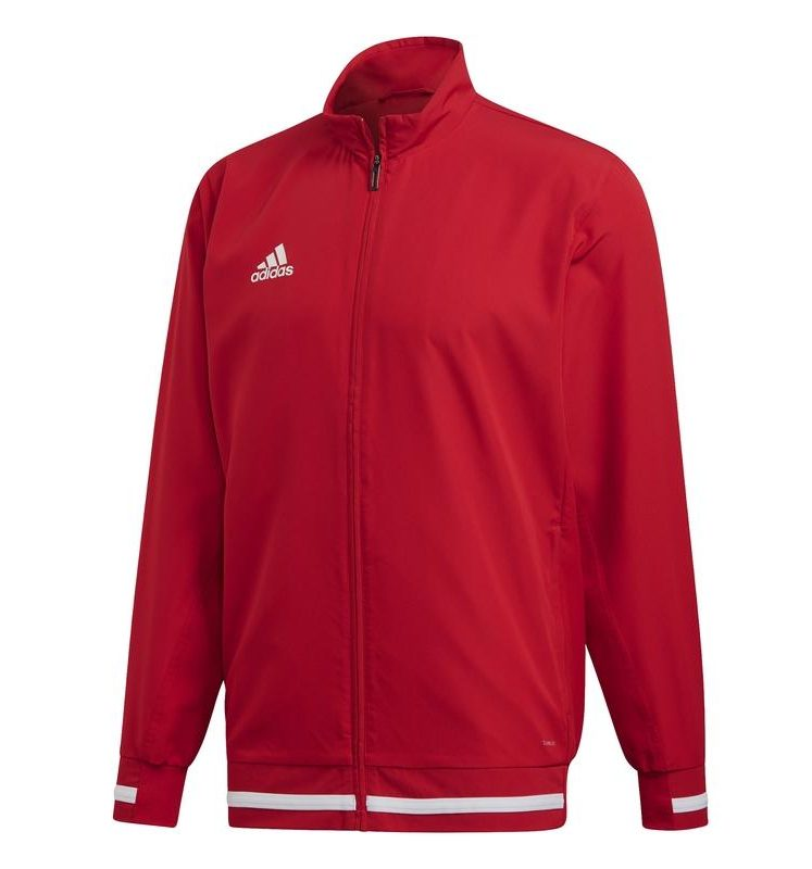 Adidas T19 Woven Jacket men red. Normal price: 53.1. Our saleprice: 45.10