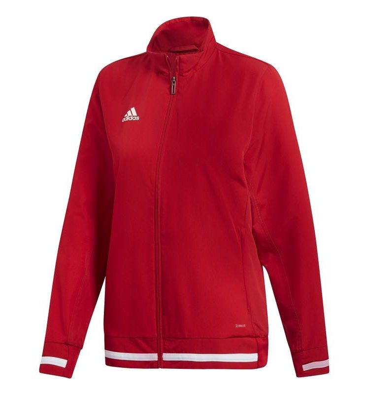 Adidas T19 Woven Jacket women red. Normal price: 53.1. Our saleprice: 45.10