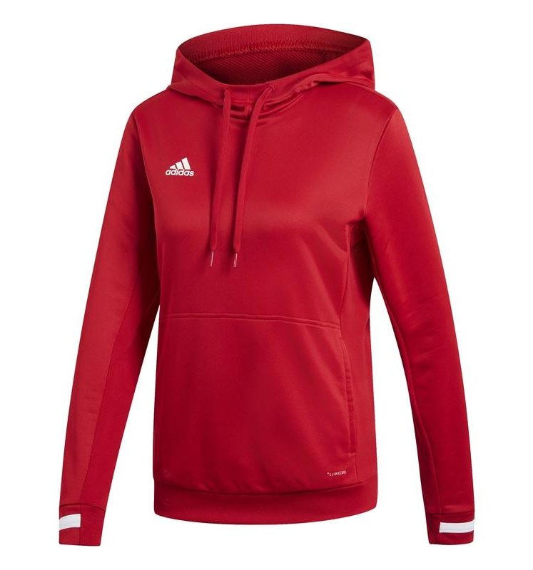 Adidas T19 Hoody women red. Normal price: 48.65. Our saleprice: 39.75
