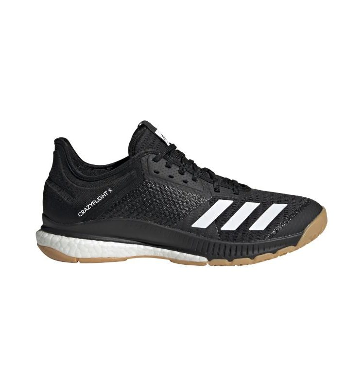 Adidas Crazyflight X 3. Normal price: 123.9. Our saleprice: 111.50