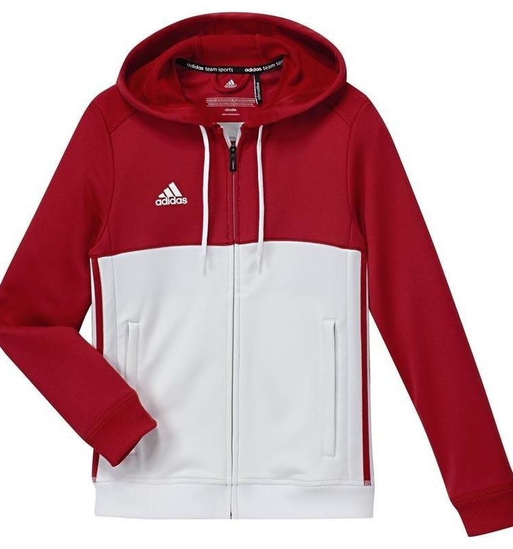 Adidas T16 Hoody youth Red DISCOUNT DEALS. Normal price: 44.25. Our saleprice: 26.55