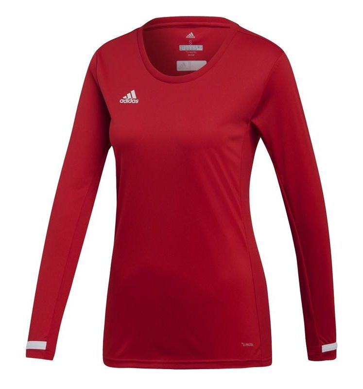Adidas T19 Long Sleeve Tee women red. Normal price: 35.4. Our saleprice: 29.20