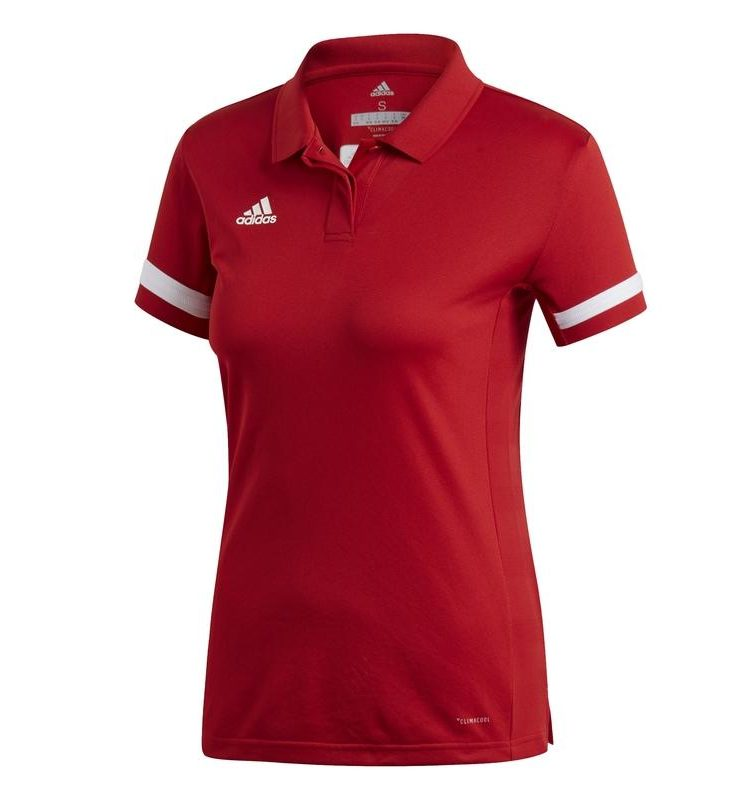 Adidas T19 Polo women red. Normal price: 35.4. Our saleprice: 29.20