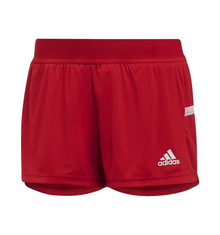 Adidas T19 Short women red. Normal price: 26.55. Our saleprice: 22.10