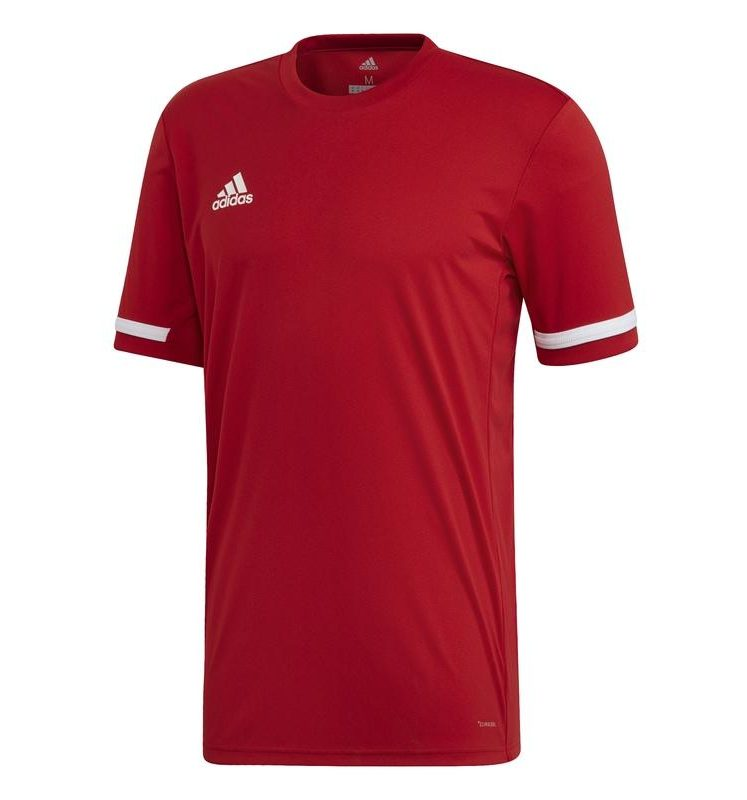 Adidas T19 Short Sleeve Tee men red. Normal price: 30.95. Our saleprice: 29.20
