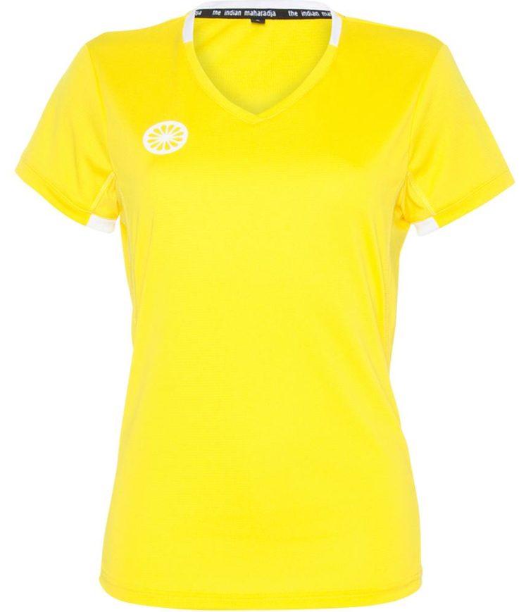 The Indian Maharadja Girls tech shirt IM - Yellow. Normal price: 22.1. Our saleprice: 18.55