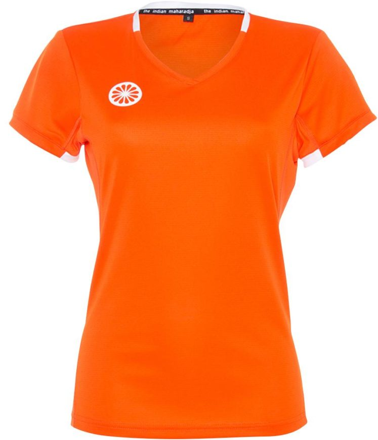 The Indian Maharadja Women's Tech shirt IM - Orange. Normal price: 26.55. Our saleprice: 22.10