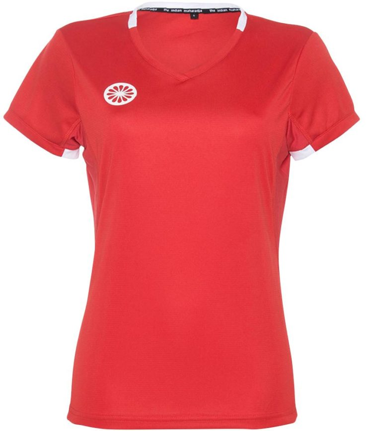 The Indian Maharadja Girls tech shirt IM - Red. Normal price: 22.1. Our saleprice: 18.55