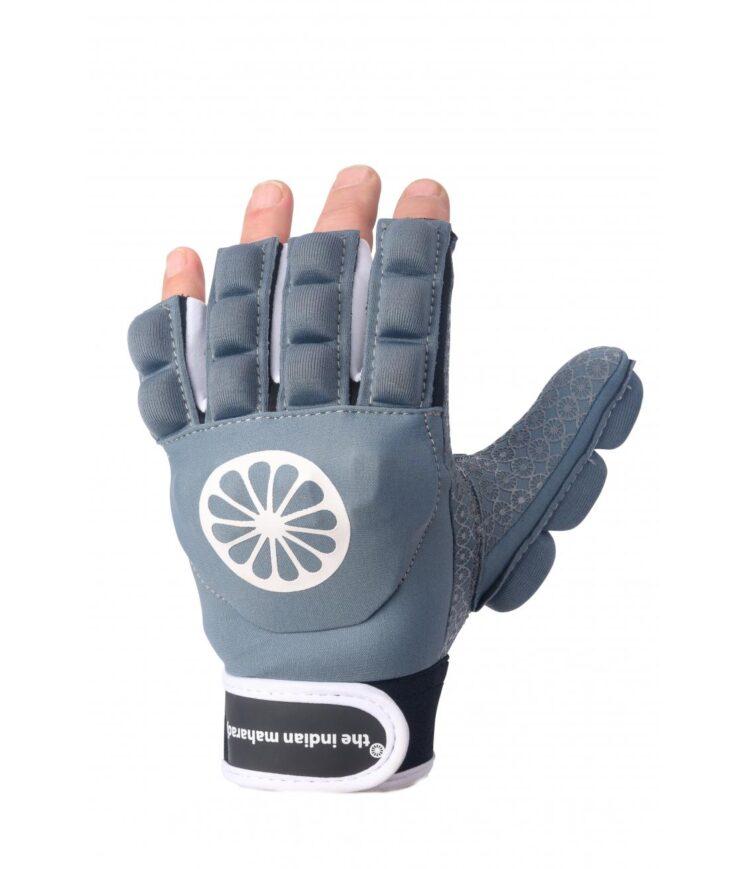 The Indian Maharadja Glove shell/foam half finger left - Denim. Normal price: 20.35. Our saleprice: 16.80