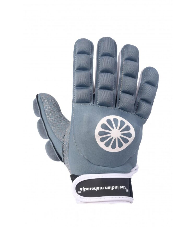 The Indian Maharadja Glove Shell/Foam Full right - Denim. Normal price: 22.1. Our saleprice: 18.55