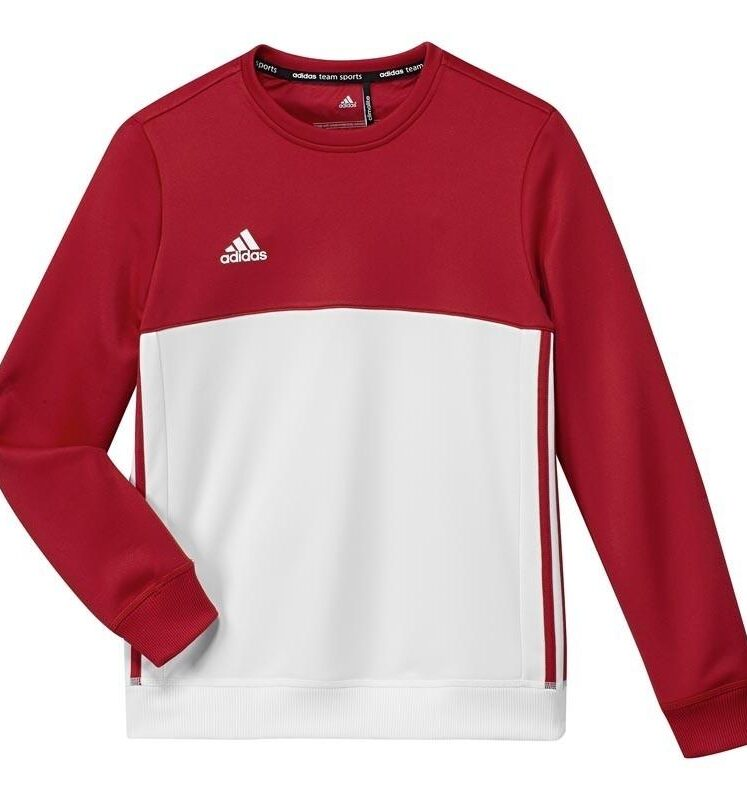 Adidas T16 Crew Sweat youth Red DISCOUNT DEALS. Normal price: 35.4. Our saleprice: 17.70